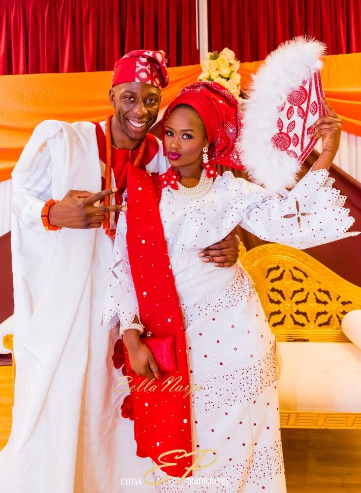 Mary - Marlon - Traditional Wedding - Enitan Photography - UK Wedding - BellaNaija - 2016 - 388