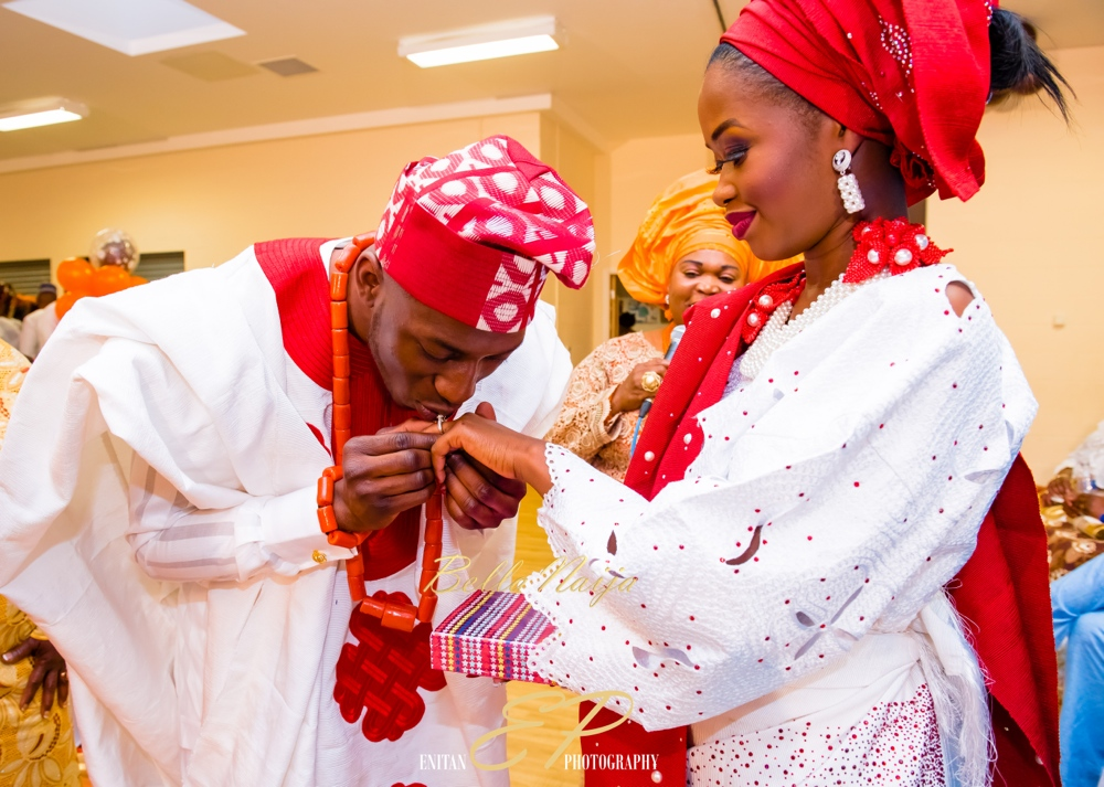 Mary - Marlon - Traditional Wedding - Enitan Photography - UK Wedding - BellaNaija - 2016 - 439