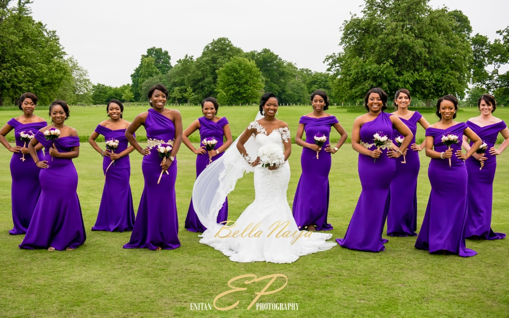 Mary - Marlon - White Wedding - Enitan Photography - UK Wedding - BellaNaija - 2016 - 11