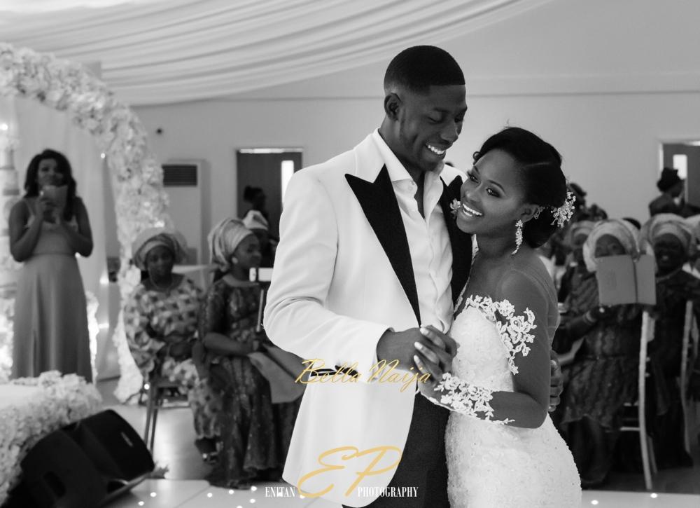 Mary - Marlon - White Wedding - Enitan Photography - UK Wedding - BellaNaija - 2016 - 354