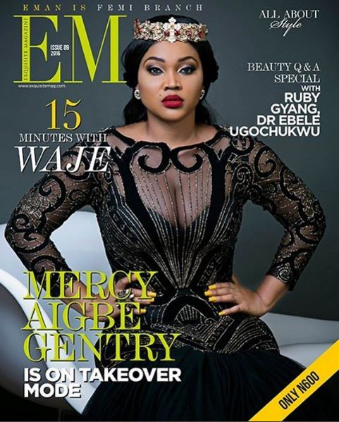 Image result for mercy aigbe cover