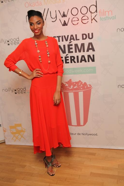 Miss Cameroon 2013 - Valerie AYENA