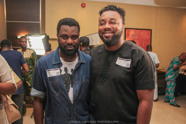 NEW MEDIA CONFERENCE 2016  - YOMI BLACK AND CHINEDU ABILI MORDI