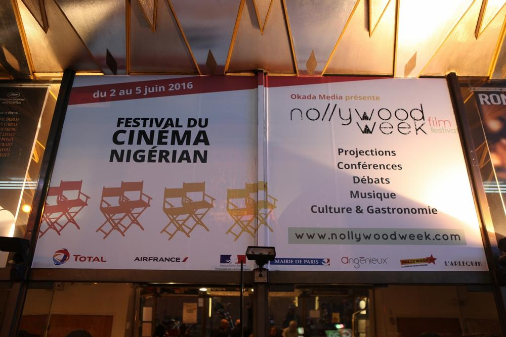 NOLLYWOOD WEEK FESTIVAL 2016 - Official Poster