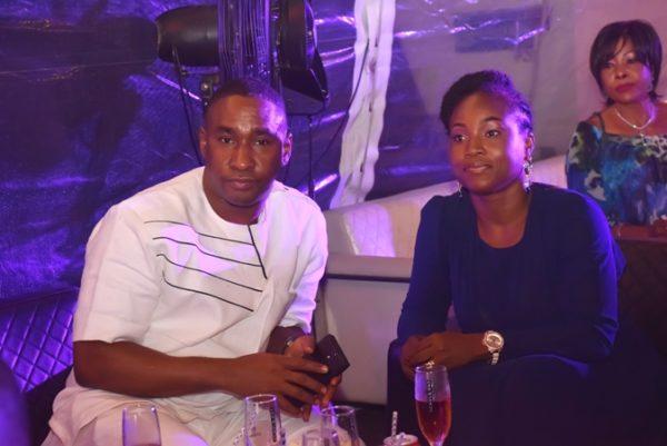 Nicholas Okoye & Mary Ikoku