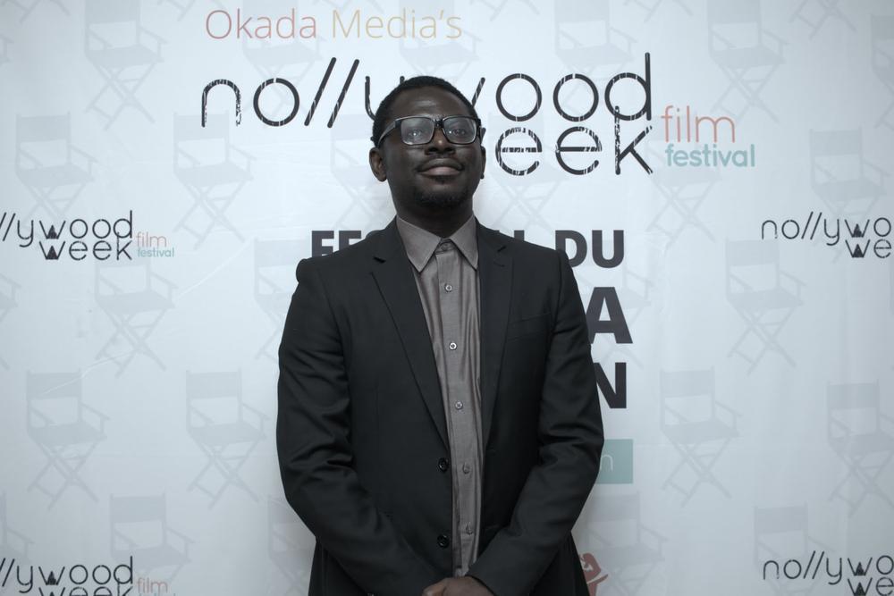 Niyi AKINMOLAYAN - Falling's Director