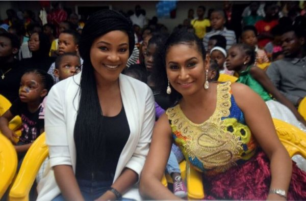 Nnenna with Aramide Ayeni, DUFIL-Indomie Noodles
