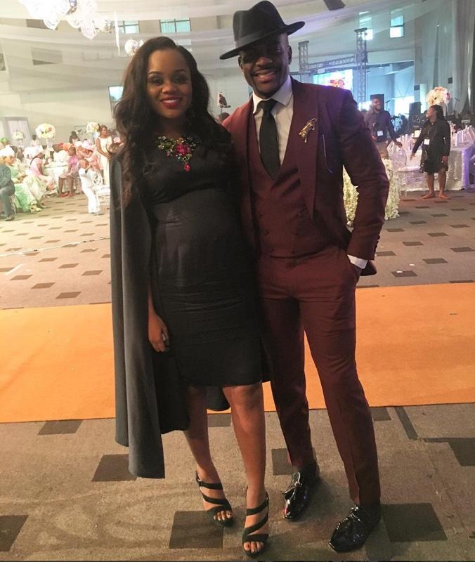 Cynthia & Ebuka Obi-Uchendu