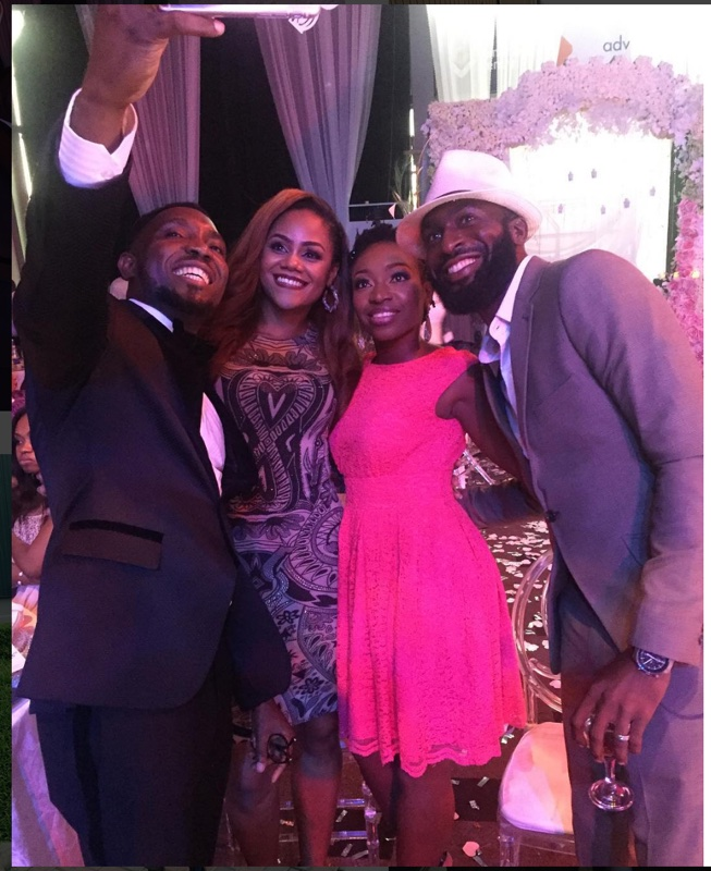Noble Igwe Chioma Otisi Wedding BellaNaija 20