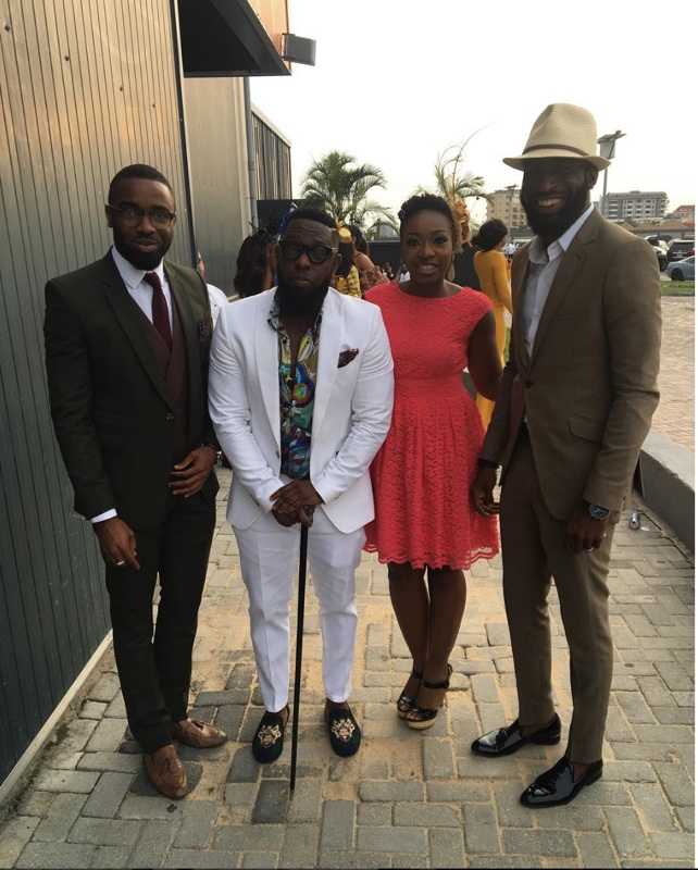 Noble Igwe Chioma Otisi Wedding BellaNaija 21