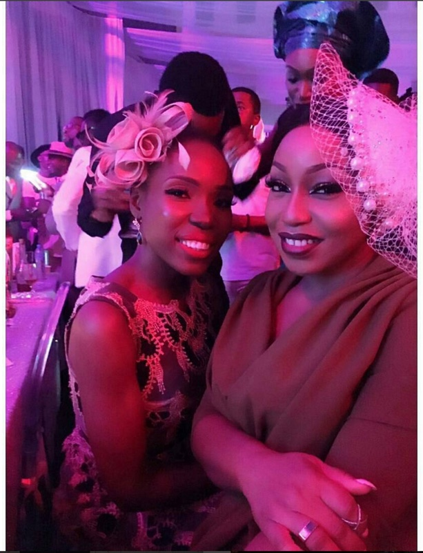 Lala Akindoju & Rita Dominic