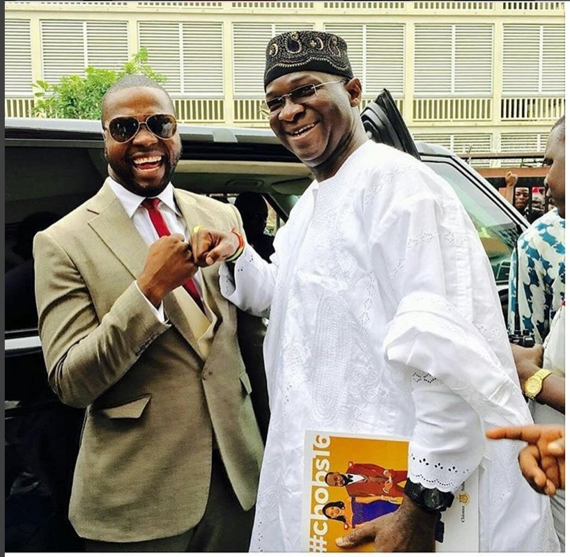 Adebola Williams & Raji Fashola