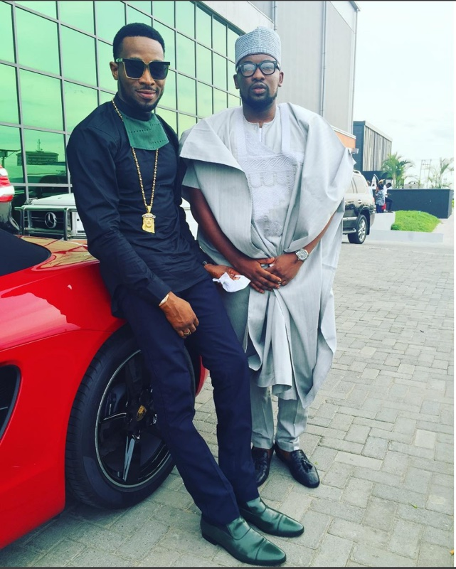 D'banj & Dotun