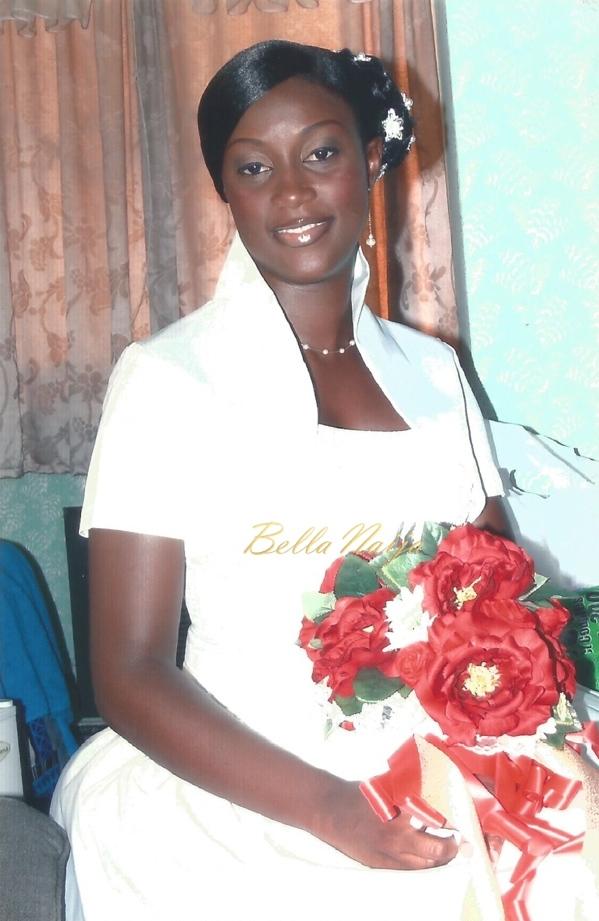 Omaz_Old White Wedding Photos_ Glam Your Wedding Dress Project_ 2016_ Mofe Bamuyiwa_ 1