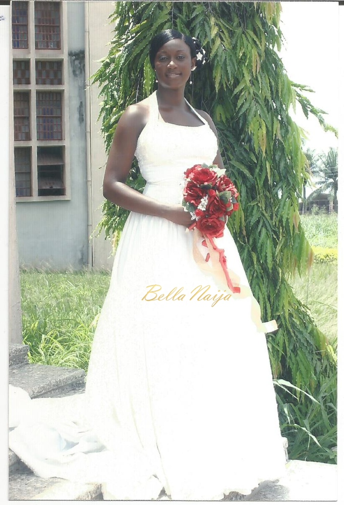 Omaz_Old White Wedding Photos_ Glam Your Wedding Dress Project_ 2016_ Mofe Bamuyiwa_ 6