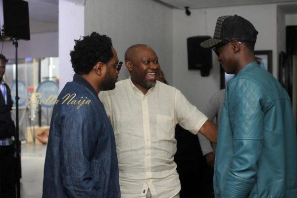 Cobhams, Paul Okoye & Sound Sultan