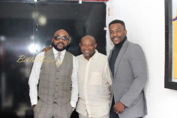 Banky W, Paul Okoye & Ebuka Obi-Uchendu