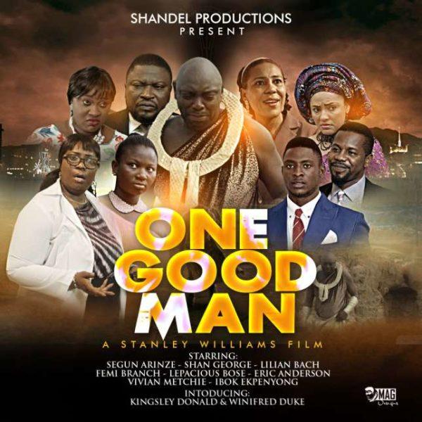 One Good Man Movie Poster