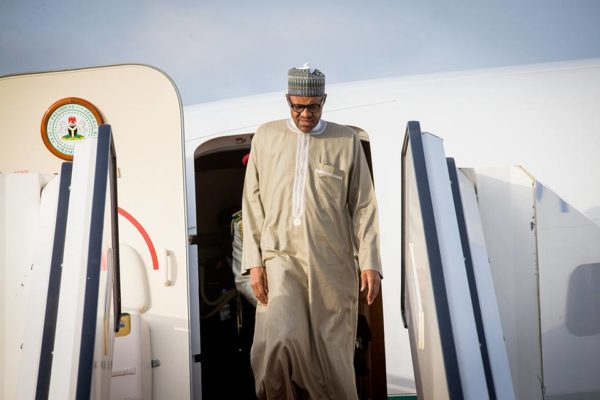 PMB Arrives Nig1