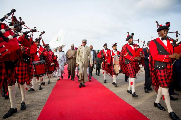 PMB Arrives Nig2