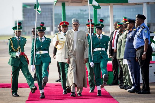 PMB Arrives Nig3
