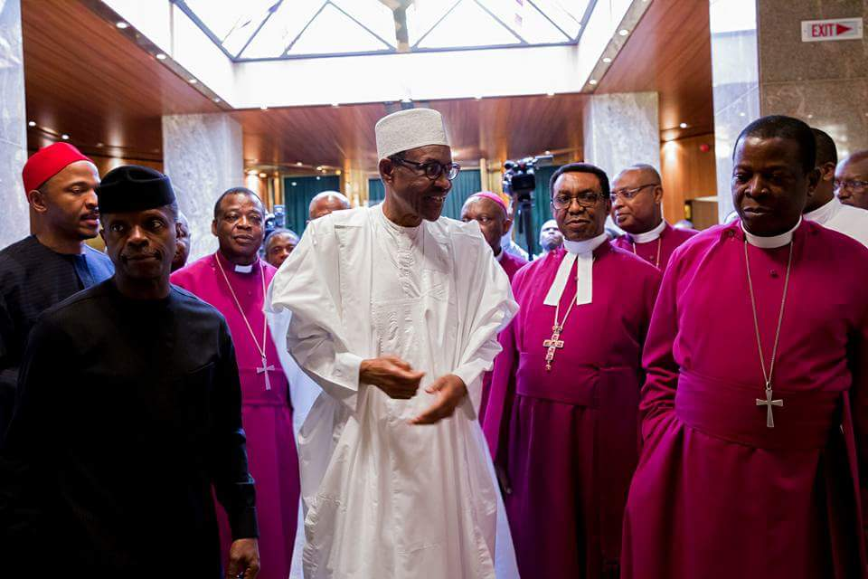 PMB receives Anglican Primates and Archbishops2