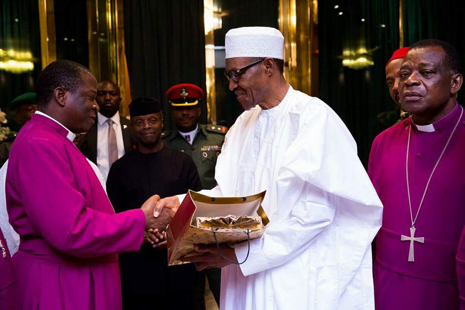 PMB receives Anglican Primates and Archbishops3