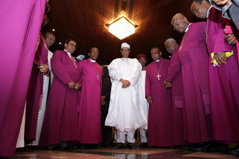 PMB receives Anglican Primates and Archbishops8