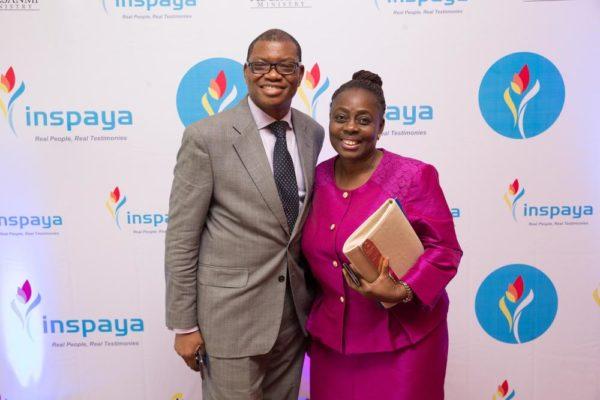 Pastor Ados Momoh and Bimpe Momoh