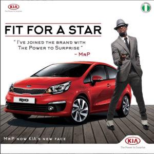 Peter Okoye of PSquare_Kia Motors Nigeria__2