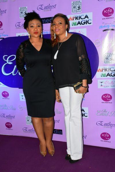 Princess Rosemery Egabor & Adesuwa Enabulele