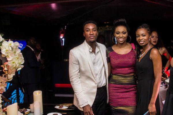 Akah Nnani, Bolanle Olukanni & Lamide Akintobi