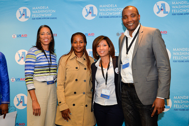 SA Mandela Washington Fellows5