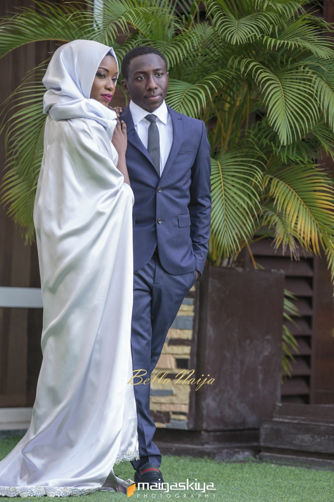 Abubakar s cute modern day love story pre wedding photos amp video