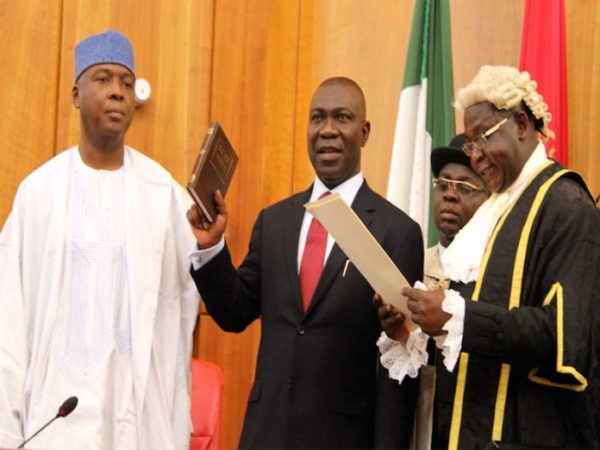 FG Withdraws Forgery Charges Against Saraki and Ekweremadu | Proceeds to Prosecute Former Clerk and His Deputy