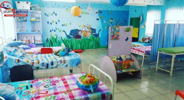 Slum2School Healthcare center.1