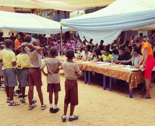 Slum2School Healthcare center.13