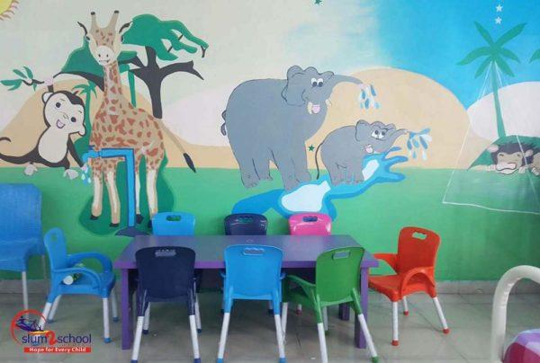 Slum2School Healthcare center.4
