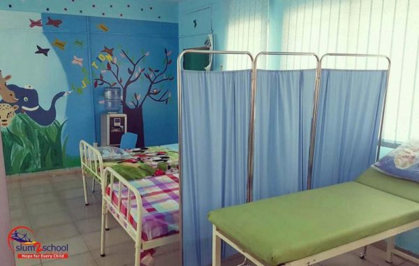 Slum2School Healthcare center.7