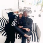 Stephanie Linus and Husband