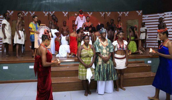 Tribute to Brave Women Inikpin of Igala, Dora Akunyili, Mariam Makeba, Queen Amina of Zazzau, Funmilayo Ramsome Kuti, Dr. Stella Adadevoh.