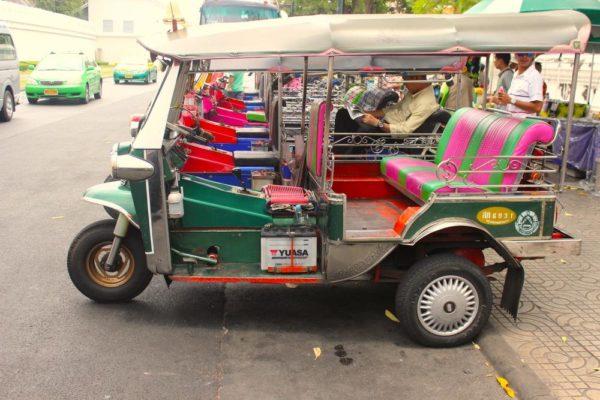 Tuk Tuks in Bangkok 2