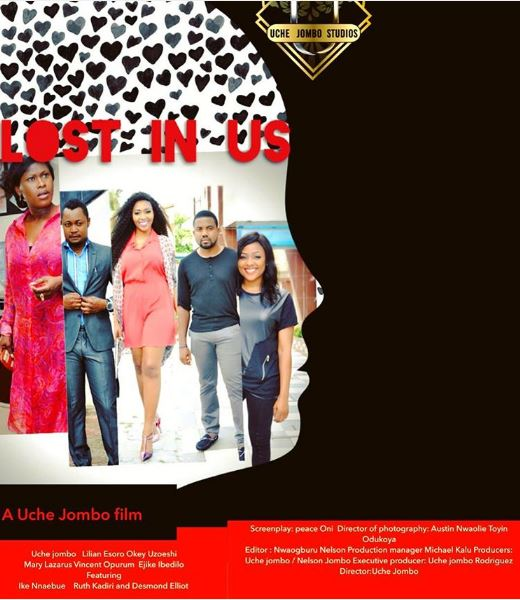 Uche Jombo Lost In Us