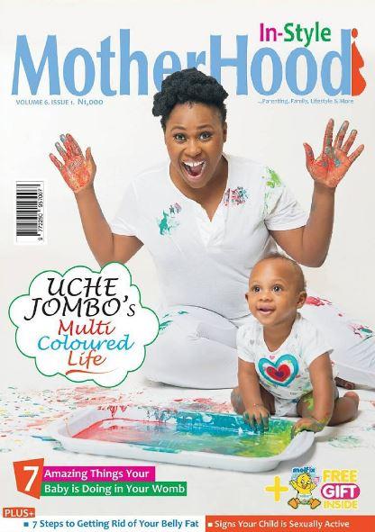 Uche-Jombo-Motherhood-In-Style