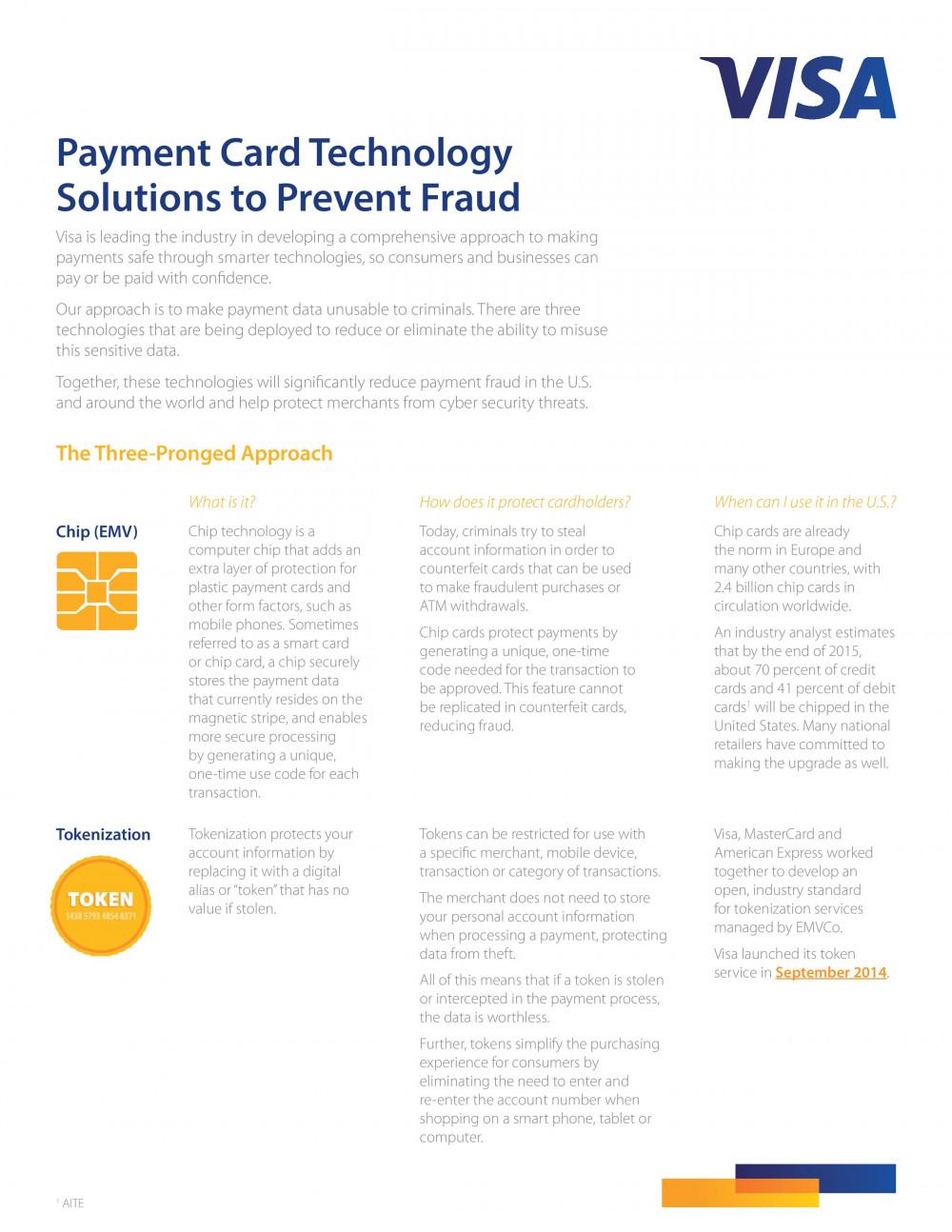 Visa Security_Fact_Sheet 1