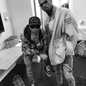 Wizkid Chris Brown