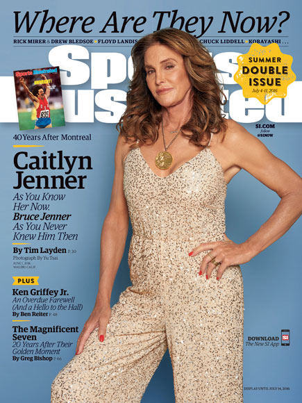 Caitlyn Jenner in 2016