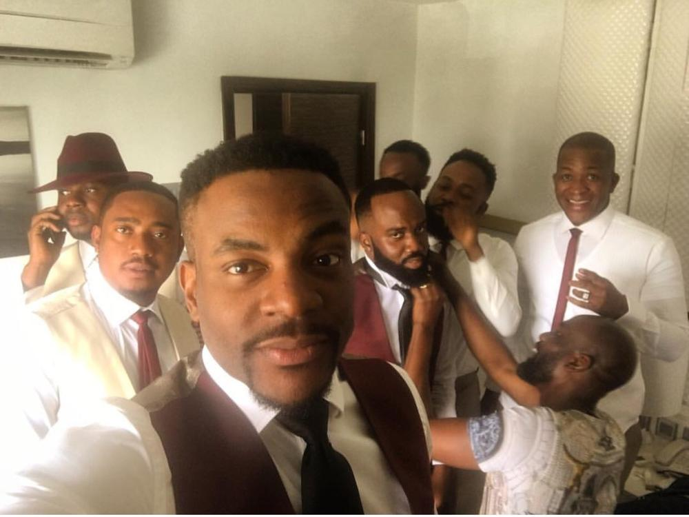 wedding pictures from noble igwe wedding