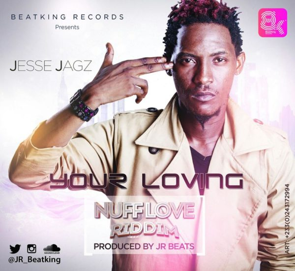 jesse jagz nuff love ridiim cover