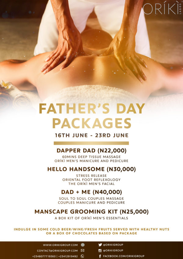 Father S Day Spa Packages